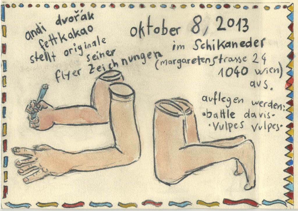 drawing: Andi Dvořák