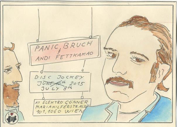 Panic Bruch & Andi Fettkakao