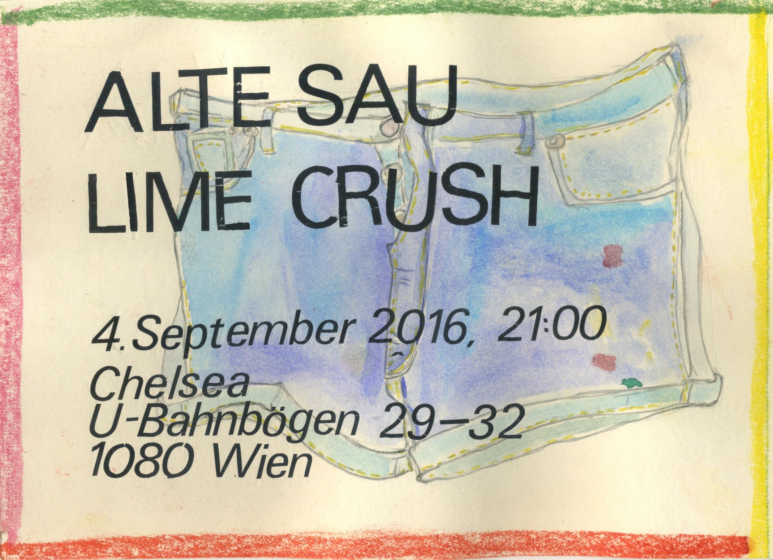 Alte Sau | Lime Crush