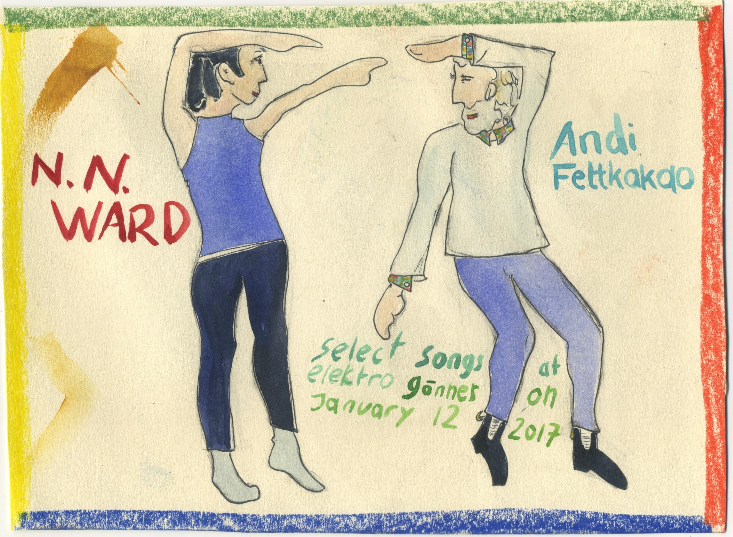 N.N.WARD & Andi Fettkakao