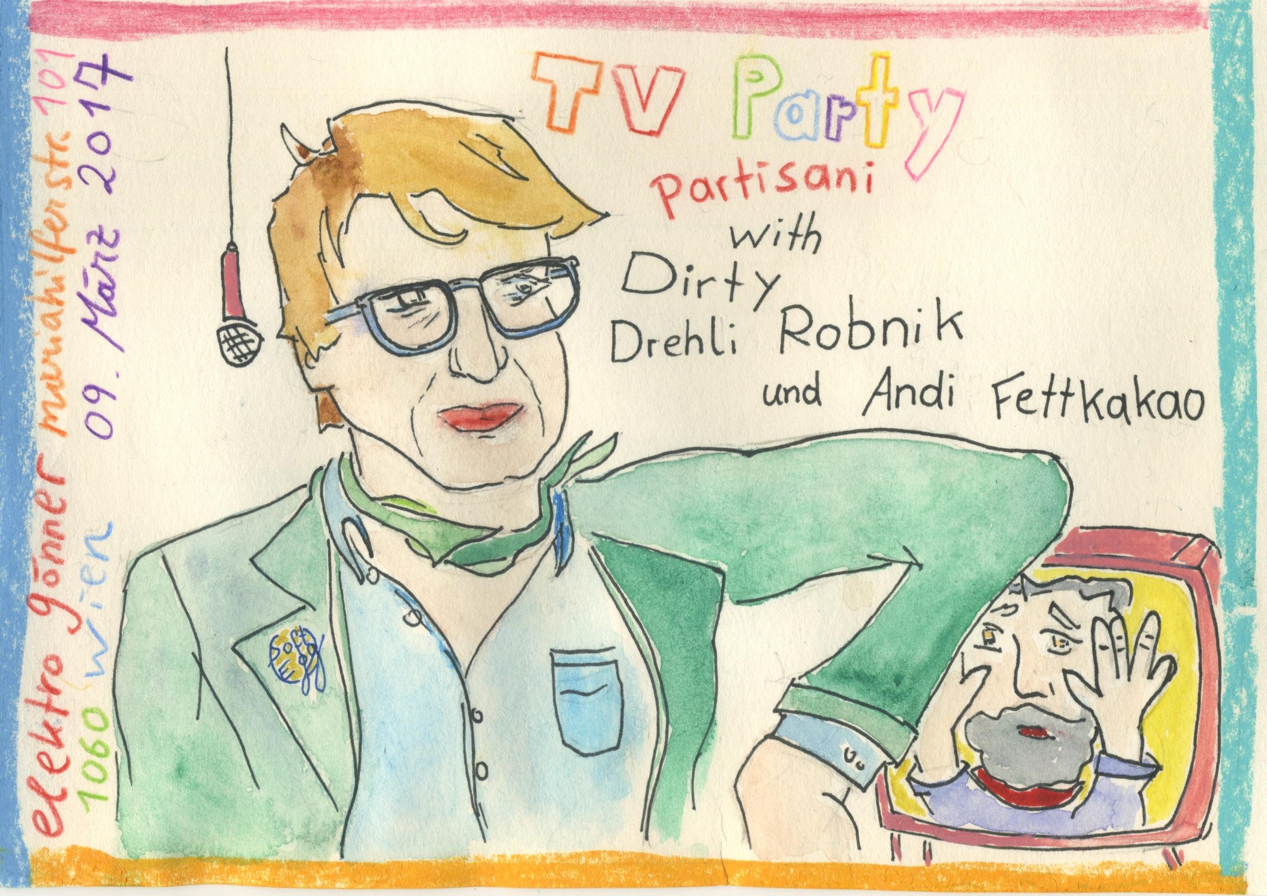 Ol' Dirty Drehli Robnik & Andi Fettkakao