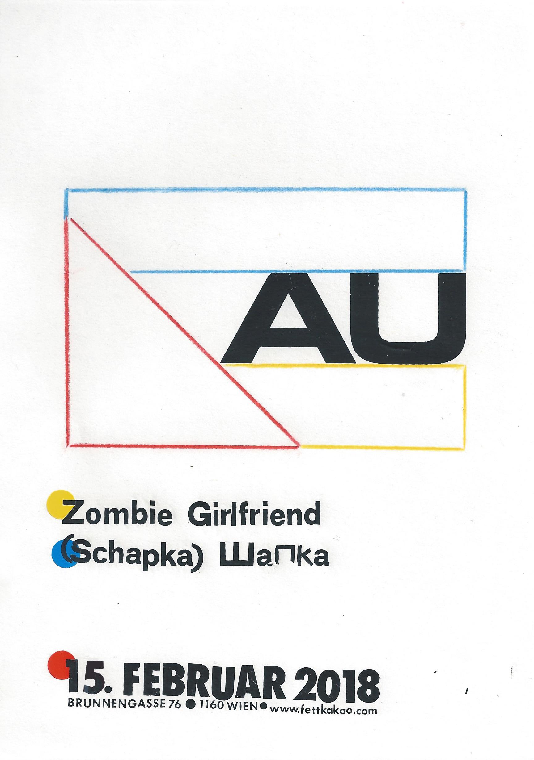 Шапка (Schapka) & Zombie Girlfriend