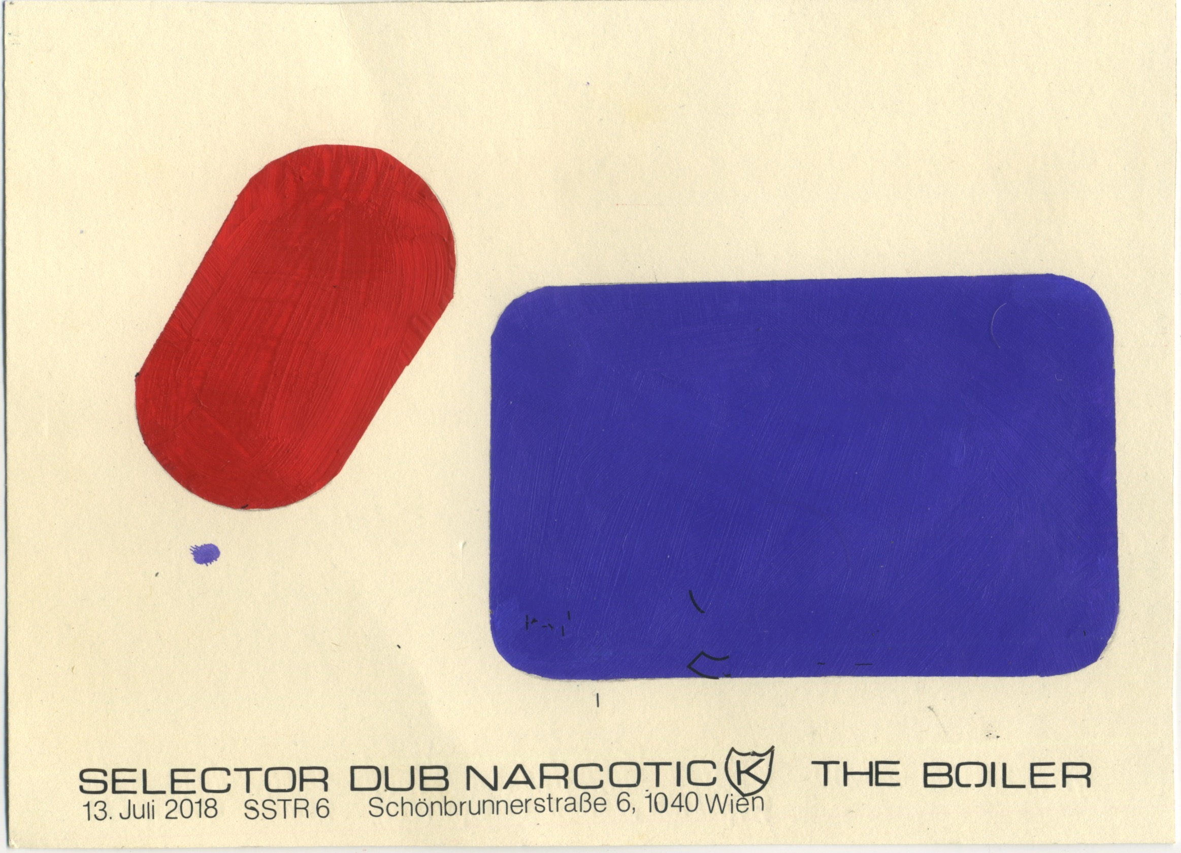 Selector Dub Narcotic & The Boiler