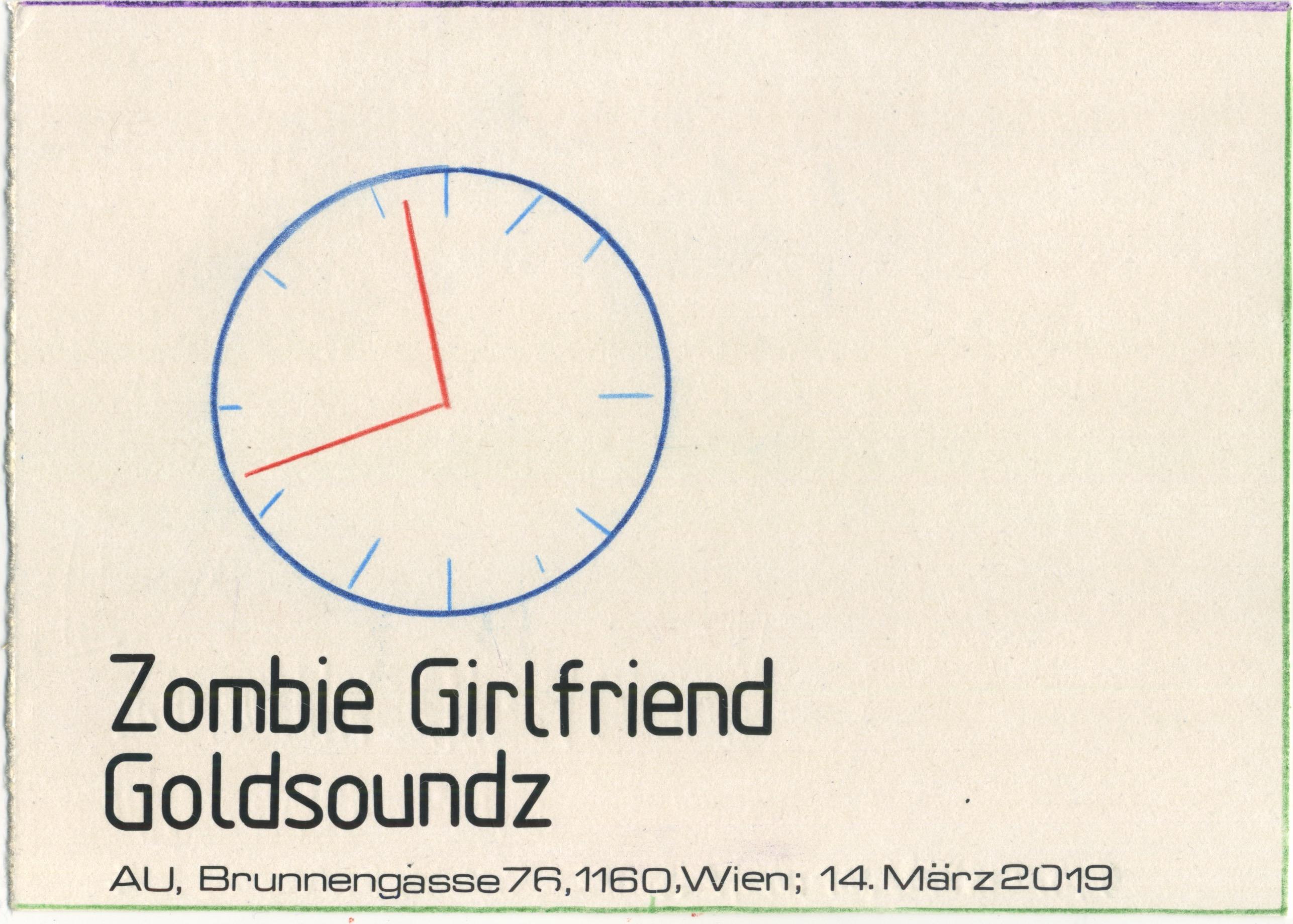 Goldsoundz & Zombie Girlfriend